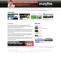 Mayfin Design Ltd logo