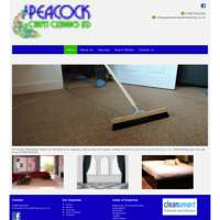 Peacock Carpet Cleaning Ltd logo