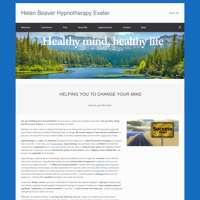 Helen Beaver Hypnotherapy logo