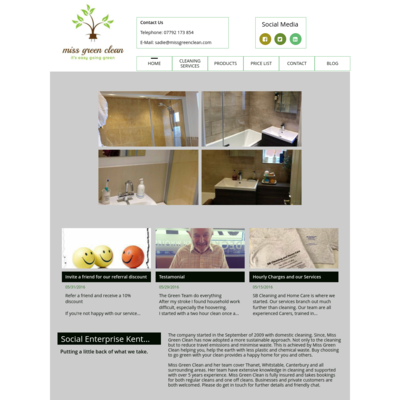 SB Cleaning and Home Care