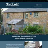 Sinclair damp and timber treatments