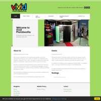 VividPhotobooths logo