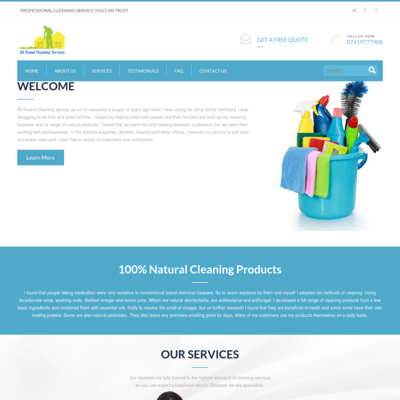 All Round Cleaning Services
