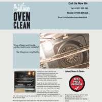 Pristine Oven Clean
