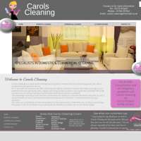 Carols Cleaning logo