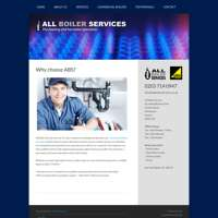 All boiler services logo