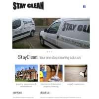 StayClean logo