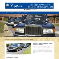 Cappers Independent Funeral Directors of Hampshire LTD logo