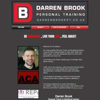 Darren Brook Personal Training logo