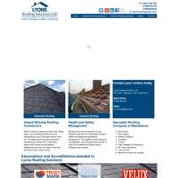 Lyons Roofing Solutions Limited logo