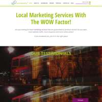 WOW Local Marketing logo