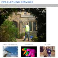 Imm cleaning services  logo