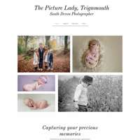 The Picture Lady, Teignmouth logo