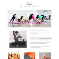 Yoga Soul Shropshire logo