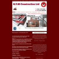 Gym construction ltd