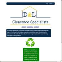 D&L Clearance Specialists logo