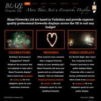 Blaze Fireworks Ltd logo