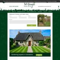 M Gough garden services