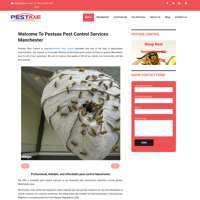 Pestaxe Pest Control logo