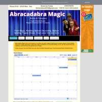 Abracadabra Magic  - keviin and Company logo