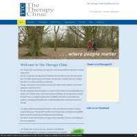 The Therapy Clinic CIC (Colchester) logo