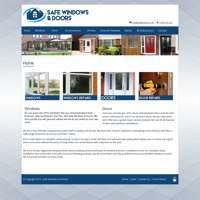 Safe Windows & Doors  logo
