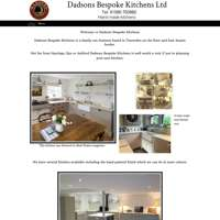 dadsons bespoke kitchens