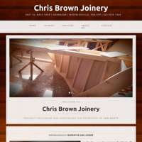 C Brown Joiners logo