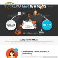 Xero Whmcs logo