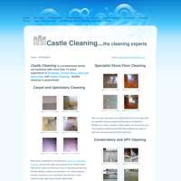 Castle Cleaning  logo