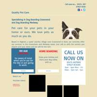 Quality Pet Care logo