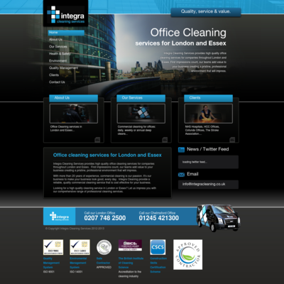 Integra Cleaning Services Ltd