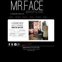 Mrface logo