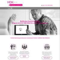 HDK Marketing Ltd logo
