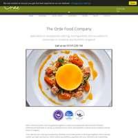The Orde Food Company logo