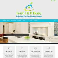 Fresh As A daisy organic cleaning company