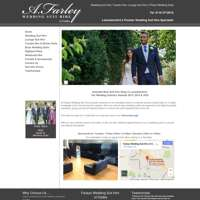Farleys Wedding Suits of Oadby logo