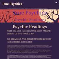 True Psychics logo