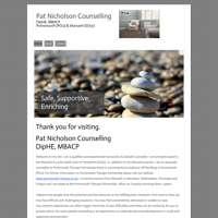 Pat Nicholson Counselling Service logo
