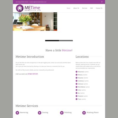 Metime Domestics Ltd