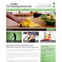 Cruden cleaning services