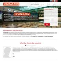 UKVISAS.COM logo
