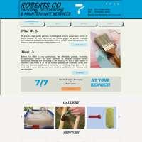 ROBERTS CO logo