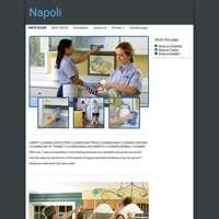 Napoli cleaning logo
