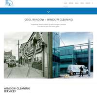 Cool Window Window Cleaning logo