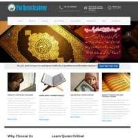 Pak Quran Academy logo