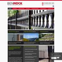 Ben Nock fencing