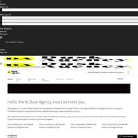Dusk Agency  logo