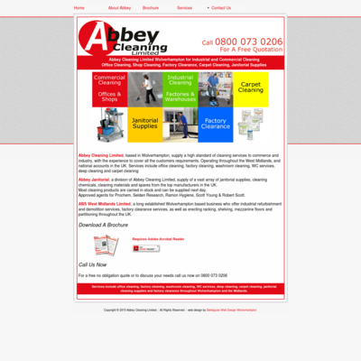 Abbey Cleaning Ltd