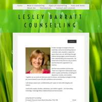 Lesley Barratt Counselling logo